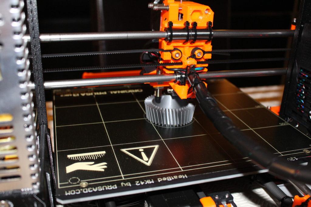 prusa i3 mk2s printing