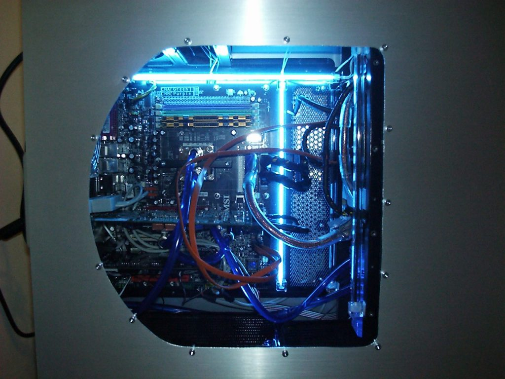 Watercooled PC 2004